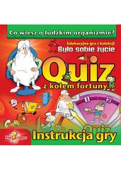 Było Sobie Życie - Quiz z kołem fortuny (Gra planszowa)