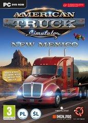 American Truck Simulator: New Mexico (PC) PL