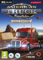 American Truck Simulator Gold (PC) PL