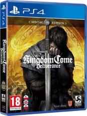 Kingdom Come: Deliverance - Limitowana Edycja Kolekcjonerska (PS4) PL + OPASKA NA RĘKĘ