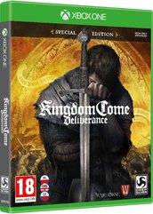 Kingdom Come: Deliverance - Limitowana Edycja Kolekcjonerska (XOne) PL + OPASKA NA RĘKĘ