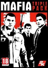 Mafia Triple Pack (PC) DIGITÁLIS
