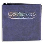 Collectors Card Album segregator niebieski