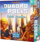 Quadropolis: Public Services (Gra Karciana)