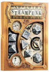 Komplet Steampunk Metalowy