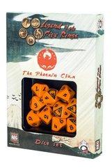 Komplet kości Legenda 5 Kręgów: The Phoenix Clan (Klan Feniksa)