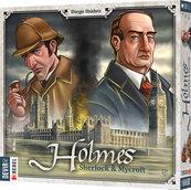 Holmes: Sherlock & Mycroft (Gra Planszowa)