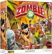 Zombie 15 (edycja polska) (Gra Planszowa)