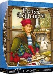Hansa Teutonica (edycja polska) (Gra Planszowa)