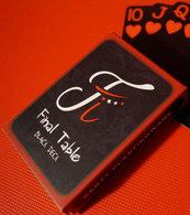 Final Table - Black Deck