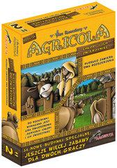 Agricola: Chłopi i ich zwierzyniec - Jeszcze więcej budynków do zwierzyńca (Gra Planszowa)