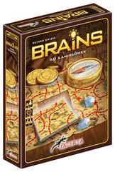 Brains: Mapa skarbów (Gra Planszowa)