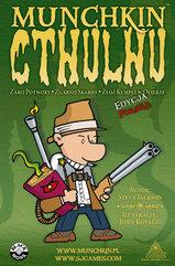 Munchkin Cthulhu - edycja polska (Gra Karciana)