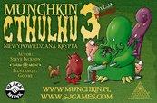 Munchkin Cthulhu 3 - Niewypowiedziana Krypta (Gar Karciana)