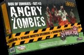 Zombicide: Wściekłe Zombie (edycja polska) (Gra Planszowa)