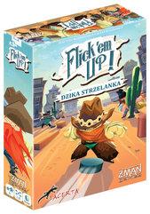 Flick'em Up! (Flick em Up!) - Dzika Strzelanka (Gra Karciana)