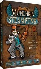Munchkin Steampunk - edycja polska