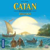 Catan - Żeglarze (nowa edycja) (Gra Planszowa)