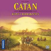 Catan - Kupcy i Barbarzyńcy (nowa edycja) (Gra Planszowa)