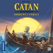 Catan - Odkrywcy i Piraci (nowa edycja) (Gra Planszowa)