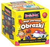BrainBox: Moje pierwsze obrazki (Gra Karciana)