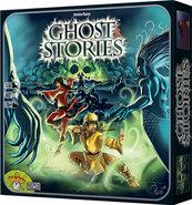 Ghost Stories (druga edycja) (Gra Planszowa)