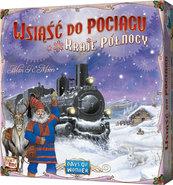 Wsiąść do Pociągu: Kraje Północy (Gra Planszowa)