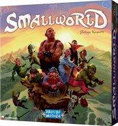 Small World (edycja polska) (Gra Planszowa)
