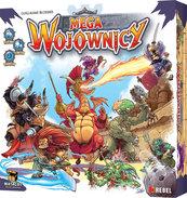 Megawojownicy (Gra Planszowa)