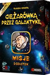 Ciężarówką przez Galaktykę: Misje (Gra Planszowa)