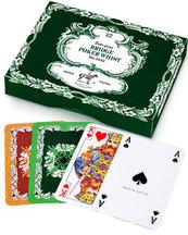 Karty 2 talie - Liście dębu Bridge Poker Whist