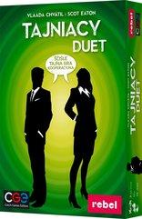 Tajniacy Duet (Gra Karciana)