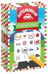 Automobilki: Drogowe Bingo (gra planszowa)