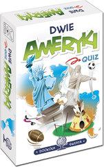 Dookoła Świata - Dwie Ameryki Quiz