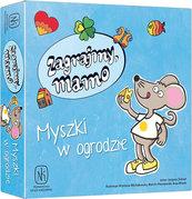 Zagrajmy, mamo: Myszki w ogrodzie (Gra Rodzinna)