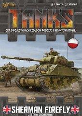 Tanks: Brytyjczycy - Sherman V / Firefly - Zestaw Dodatkowy
