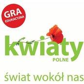 Kwiaty Polne - Świat Wokół Nas (Gra Karciana)