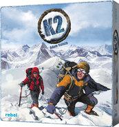 K2 (nowa edycja) (Gra Planszowa)