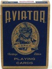 Bicycle: Aviator - Heritage Edition (Karty klasyczne)