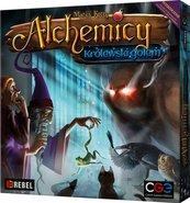 Alchemicy: Królewski Golem (Gra Planszowa)