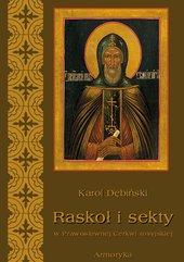 Raskoł i sekty w prawosławnej Rosji
