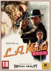 L.A. Noire: The VR Case Files (PC) DIGITÁLIS