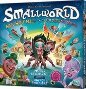 Small World: Zestaw dodatków 1 - Nie bój nic + W pajęczej sieci (Gra Planszowa)