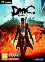 DmC Devil May Cry (PC) PL klucz Steam