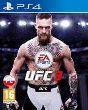 EA Sports UFC 3 (PS4) + BONUS! + 4 polskich fighterów