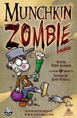 Munchkin Zombie - edycja polska (Gra karciana)