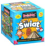 BrainBox: Świat (Gra Karciana)