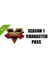 Street Fighter V - Season 1 Character Pass (PC) DIGITÁLIS
