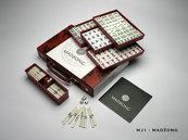 Madżong (Mahjong) w walizce (Gra Klasyczna)
