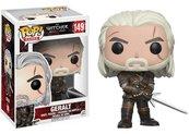 Wiedźmin 3: Dziki Gon Figurka Geralt funko POP
